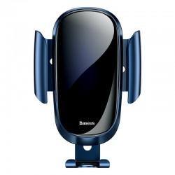 Uchwyt samochodowy grawitacyjny do telefonu Baseus (niebieski)