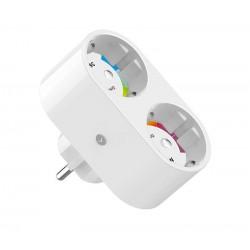 Dual smart plug WiFi Gosund SP211 3500W