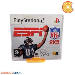 Espn NFL 2K5 video game...