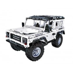 Jeep Land Rover Double Eagle C51004W - RC Buliding Block