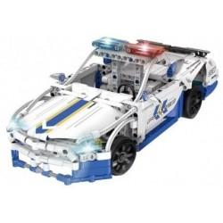 Police Double Eagle C51006W - RC buliding block