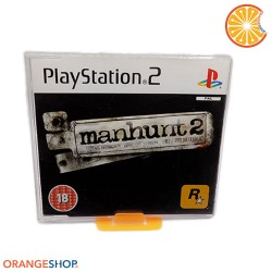 Manhunt 2 video game...