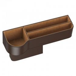 Baseus Elegant Car Storage Box Brown