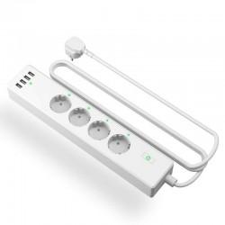 Smart WiFi Surge Protector Meross MSS425F
