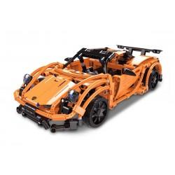 Racing car Double Eagle DEC51051W  - RC buliding block