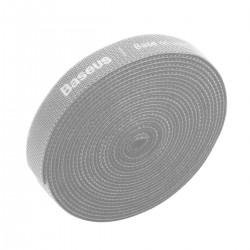 Baseus Rainbow Circle Velcro Straps 3m Grey