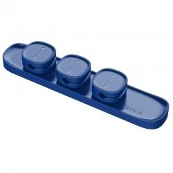 Baseus Peas Magnetic Cable Clip Blue