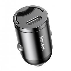 Baseus Tiny Star Mini PPS Car Charge Type-C Port 30W Gray
