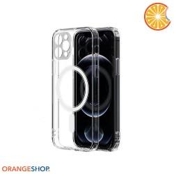Magsafe Apple Iphone 11 (XI) PRO e PRO MAX transparent case