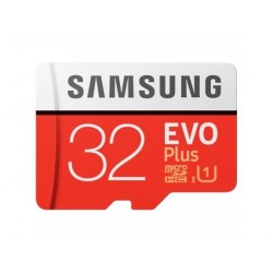 Karta pamięci Samsung EVO Plus microSD 32GB (MB-MC32GA/EU)