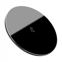 Baseus Simple Wireless Charger, 15W Black