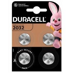 Duracell Lithium batteries 2032 4 pcs