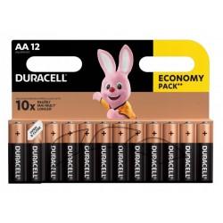 Duracell Alkaline batteries Basic LR6/AA 12 pcs