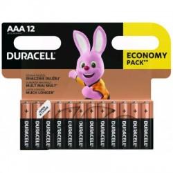 Duracell Alkaline batteries Ultra Power LR03 /AAA 12 pcs