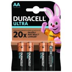 Duracell Alkaline batteries Ultra Power LR6/AA 4 pcs