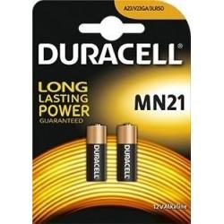 Duracell batteries MN21 2 pcs
