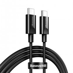 Baseus Xiaobai PD2.0 100W flash charging USB For Type-C cable (20V 5A) 1.5m (black)
