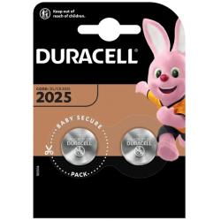 Duracell Lithium batteries 2025 2 pcs