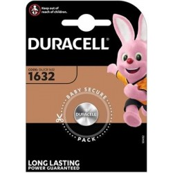 Duracell Lithium battery 1632 1 pcs