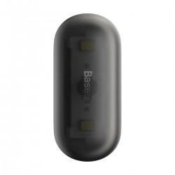 Baseus Capsule car lamp for interior lighting, 2 pcs. (black)