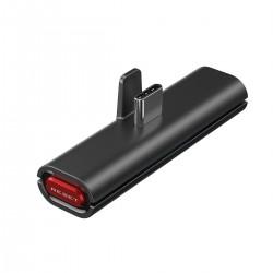 USB-C Baseus Bluetooth adapter GAMO BA05, audio + fast charging, DAC, 18W