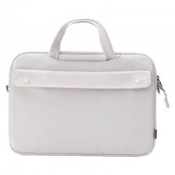 Baseus Basics Series laptop bag, up to 13 inches (buff)