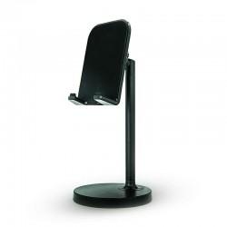 Universal Mobile Desktop Swivel Stand Black