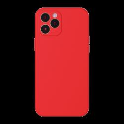 Baseus Liquid Silica Gel Case dla iPhone 12 Pro (red)
