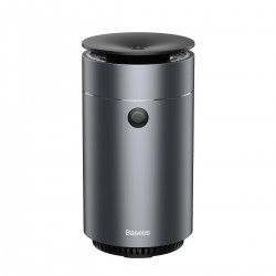 Car air humidifier Baseus Time Aromatherapy Machine, 75ml (dark gray)