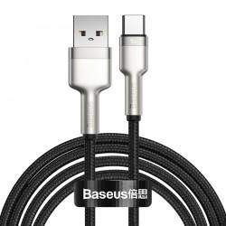Kabel USB do USB-C Baseus Cafule, 40W, 2m (czarny)