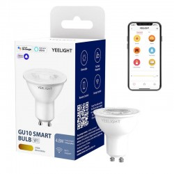 Yeelight GU10 Dimmable Bulb (White) 1pc
