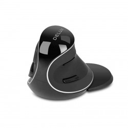 Delux Wireless Vertical Mouse M618PD BT/2.4G 4200DPI 3 devices