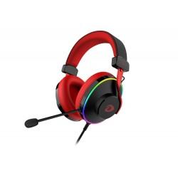 Dareu EH745 gaming headphones, RGB, 7.1 (black)