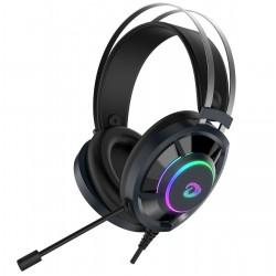 Dareu EH469 gaming headphones, RGB (black)