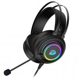 Dareu EH416 gaming headphones, RGB (black)