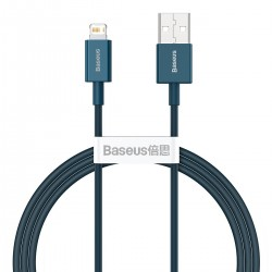 Baseus Superior Series Cable USB to iP 2.4A 1m (blue)