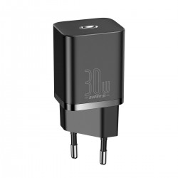 Baseus Super Si Quick Charger 1C 30W (black)