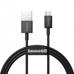 Baseus Superior Series Cable USB to micro, 2A, 1m (black)