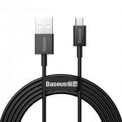 Baseus Superior Series Cable USB to micro, 2A, 2m (black)