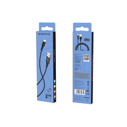 """Borofone BX20 """"Enjoy"""" type C charging data cable 1m 2A"""