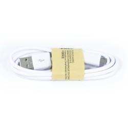 CAVO USB MICRO USB AAA bianco