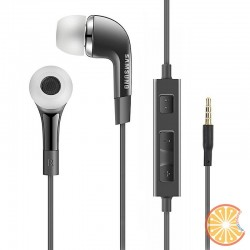 Cuffie auricolari+microfono ORIGINALI Samsung EHS64 Bianco GALAXY S2 S3 S4 S5 S6 S7 S8