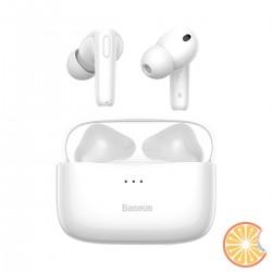 Baseus SIMU ANC True Wireless Earphones TWS S2 (white)