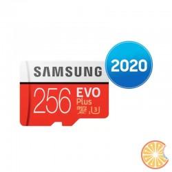 Memory card Samsung EVO Plus microSD 2020 256GB (MB-MC256HA/EU)