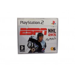 Espn NHL 2K5 videogioco Playstation 2 versione Promo (gioco completo) Raro