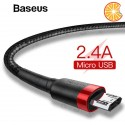 Cavo lightning per iPhone fast charge Baseus