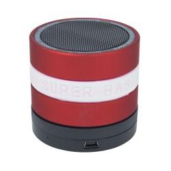 BLUETOOTH SPEAKER BL-18 red