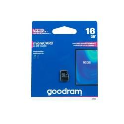 GOODRAM MICRO.SD 16GB C10 UHS NO ADAPTER