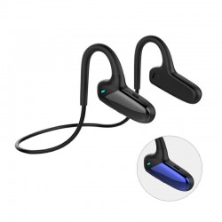 JELLICO BT EARPHONE F808 5.0 nero/blu