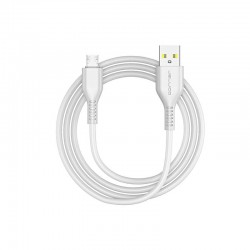 JELLICO CABLE KDS-30 MICRO US 3.1A white